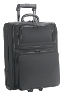 Travel suitcase with toilet bag - Umates Roller Caddy, 7-030